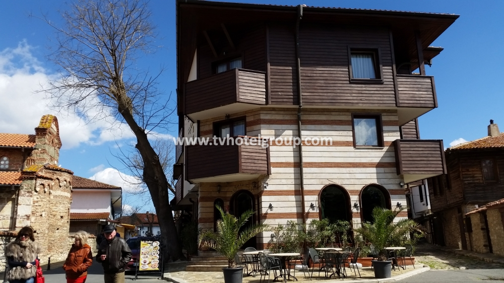 Boutique hotel t. Nessebar